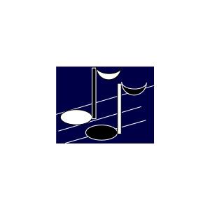 Logo Fanfare Les Montagnards Bergen